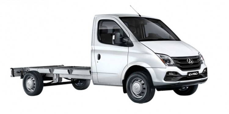 Maxus EV80 chassis